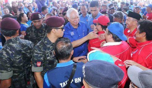 """Rakyat Sabah Perlu Pilih BN Pastikan Malaysia """"Onsoi"""""""