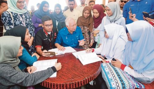 Pembangkang Tiada Agenda Jaga Kepentingan UiTM