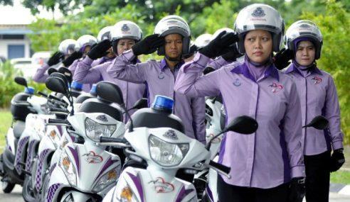 Peranan Polis Wanita Diiktiraf Pucuk Pimpinan PDRM