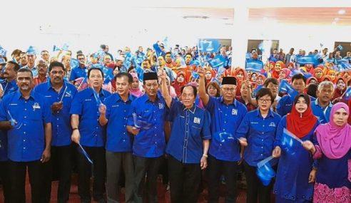BN Punya Peluang Rampas Kembali Parlimen Raub