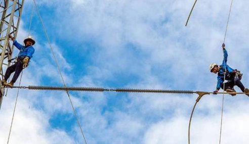 3 Kawasan Di Perak Alami Gangguan Bekalan Elektrik