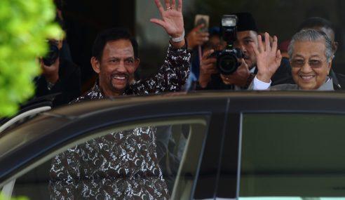 Berita 'Hadiah' AS$1 Bilion Daripada Brunei Tak Benar