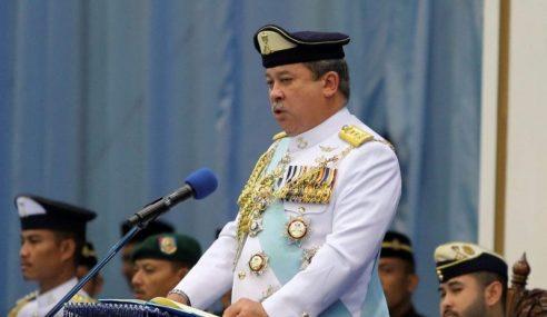Sultan Johor Berangkat Lawatan Rasmi Ke Mongolia
