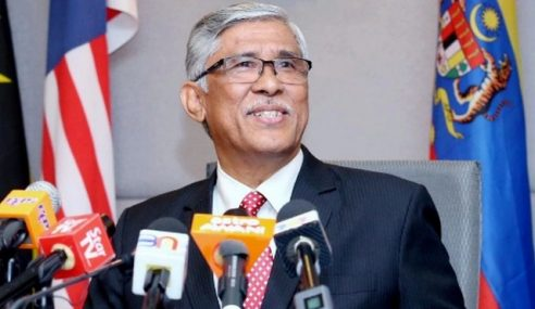 Abu Kassim Enggan Ulas Dilantik Jadi KP SPRM