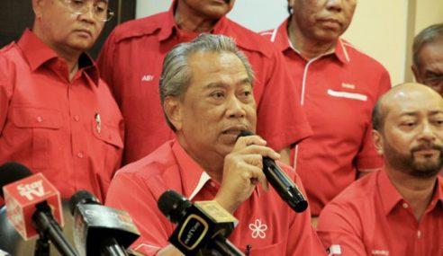 Muhyiddin Hadap Sultan Johor, Bincang Jawatan MB