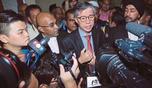 Mahkamah Tolak Saman Tian Chua Terhadap SPR