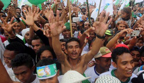 Pembangkang Timor Leste Ambil Alih Kerajaan