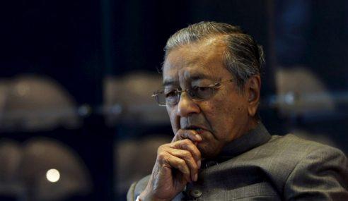 Pulak Dah! Mahathir Akui Susah Tunai Janji 100 Hari