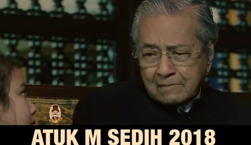 Apa Lagi Mahathir Nak Tangiskan!