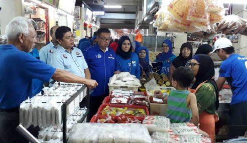 Tsunami Pembangkang Musnahkan Institusi Melayu