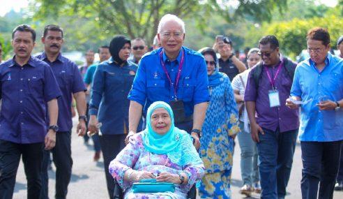 Najib Yakin BN Terus Diberi Mandat Pimpin Negara