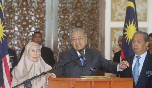 Tabung Harapan Malaysia Untuk Terima Derma Rakyat