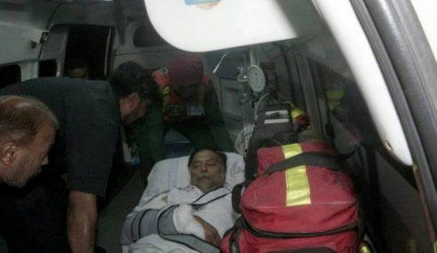 Menteri Dalam Negeri Pakistan Cedera Ditembak