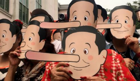 Pilihan Raya Thailand Pada Awal 2019 – Junta