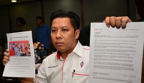 Amran Dedah DAP Memang Idam Jawatan MB Perak