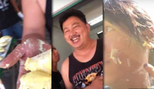 Mengadu Durian Tak Sedap, Pondan Ditampar Tauke
