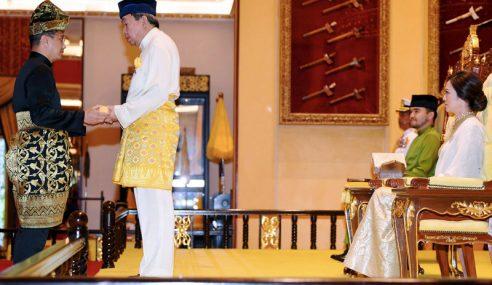 Azmin Angkat Sumpah MB Selangor Penggal Kedua