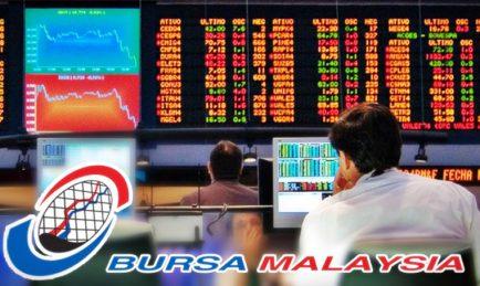 Bursa 'Pecah Rekod' 10 Minggu Jatuh