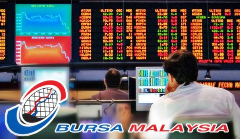 Bursa Malaysia Teruskan Momentum Lemah