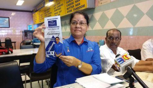Thangarani Kecewa DAP Perkecilkan Calon Wanita