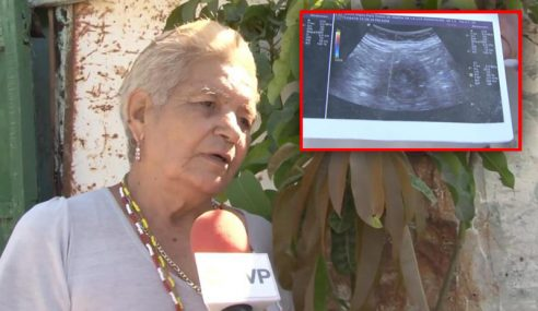 Nenek Dakwa Mengandung Pada Usia 70 Tahun