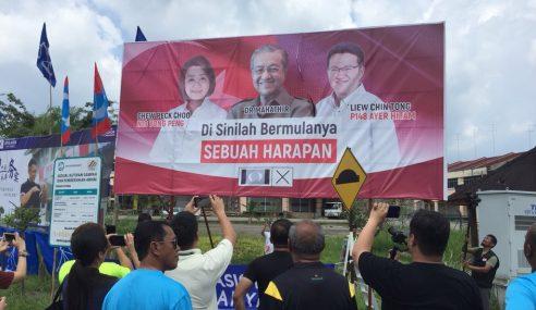 Melayu Johor Sedar Ancaman DAP Lepas PRU13