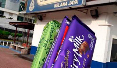 Polis Tolak Coklat Daripada Siti Kasim