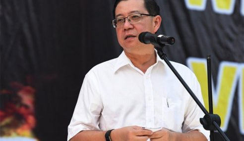 PM Umum Pemberian Bonus Esok – Lim Guan Eng