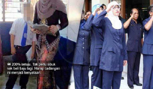 Ramai Setuju PM Mahu Guru Pun Pakai Uniform! Betul Ke?