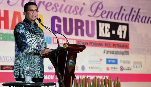 Guru Mampu Jadikan Malaysia Lebih Berjaya