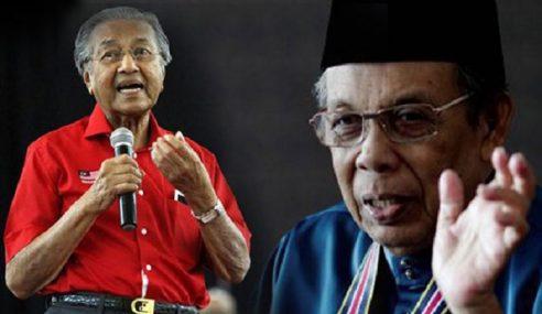 Bekas Ketua Hakim Negara Dedah Mahathir Kini Pelik