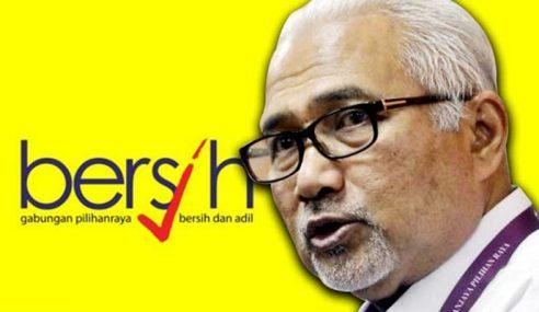 Motif Bersih Beri Anugerah Malukan Pengerusi SPR