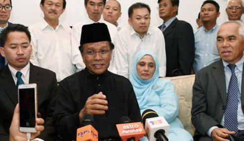 Shafie Beri Jaminan Akan Laksana Janji-Janji