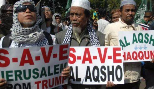 Israel Larang Pelancong Indonesia Lawat Palestin