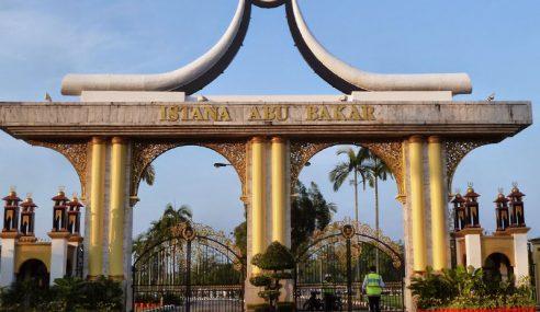 Istiadat Angkat Sumpah MB Pahang Diadakan Esok