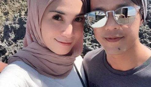 Dulu Puasa Dengan Anak, Kini Izreen Dah Ada Suami