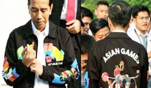 Cara Unik Jokowi Promosi Sukan Asia Di Negaranya