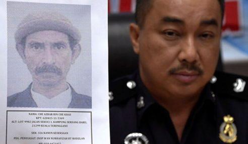 Polis Buru 'Mat Che Kah' Susulan Kes Pukul Mekanik