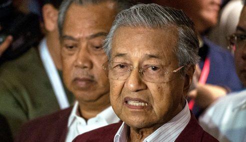 Tun Dr. Mahathir Jumpa Semua KSU Esok