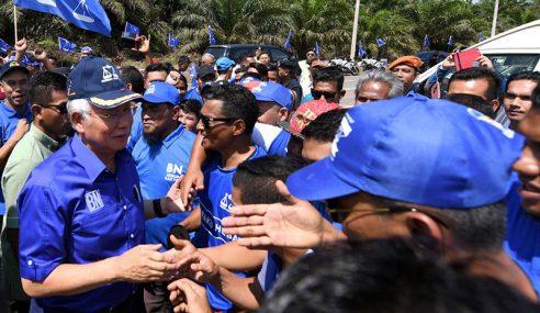 Pekan Akan Terus Jadi Kubu Utuh BN – Najib