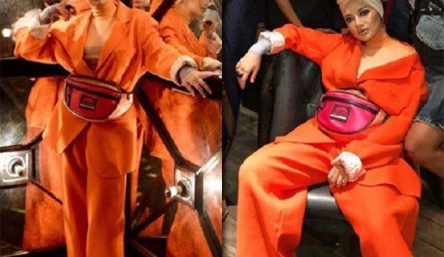 Fesyen Busana Dikritik, Neelofa 'Malas' Ambil Peduli