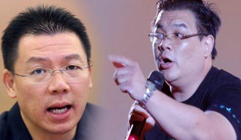 Kor Ming, Kuan Yau Dibidas Biadab Kutuk Melayu