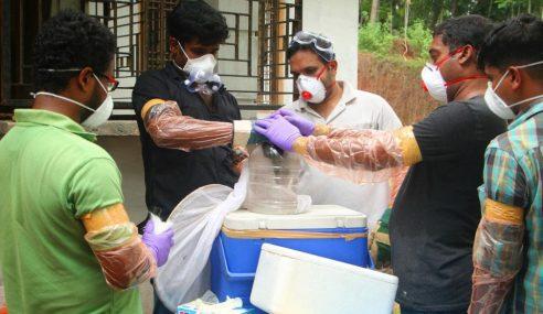 Thailand Keluar Amaran Penularan Wabak Ebola