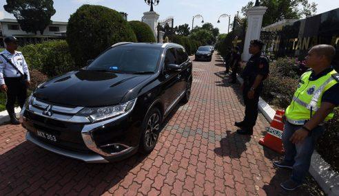 Istiadat Angkat Sumpah MB Perak Petang Ini