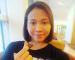 Balik Sarawak, Pandelela Semangat Undi Kali Pertama