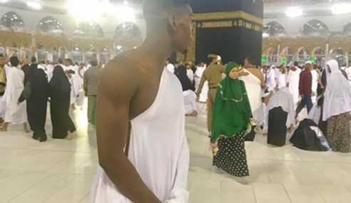 Video: Paul Pogba Sambut Ramadan Di Makkah