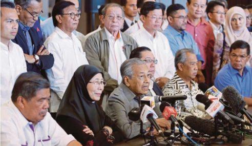 Bukan Muslim Kini Dominasi Kerajaan Baharu Malaysia