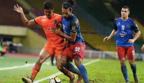 Liga Super: PKNS FC Dan JDT Berkongsi Mata