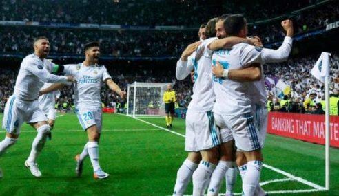 Real Madrid Mara Ke Final Liga Juara-Juara