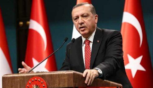Keganasan Di Gaza: Erdogan Anggap PBB Gagal
